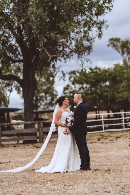 Rural wedding at the Old Station